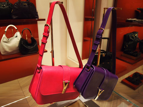 Ysl Flap Shoulder Bag 105