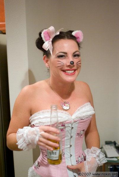 Hello Kitty Mummywhy