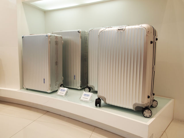rimowa classic flight mummy why. Black Bedroom Furniture Sets. Home Design Ideas