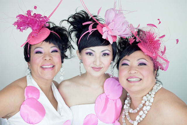 Dim Sum Dollies 2012 The Dim Sum Dollies at Pink
