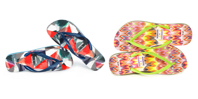 0b891d55e672 Missoni ♥ Havaianas Summer 2012 Collection  The Love Story Continues – mummy  why