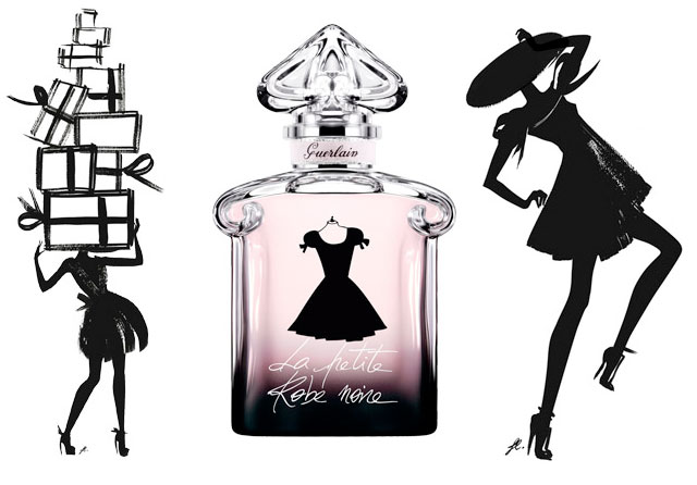 fash review contest guerlain la petite robe noire fragrance mummy why. Black Bedroom Furniture Sets. Home Design Ideas