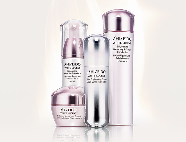Shiseido white lucency concentrated brightening facial serum