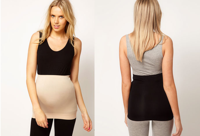 ASOS Maternity Exclusive Support Shapewear Bump Band For The Perfect Bump