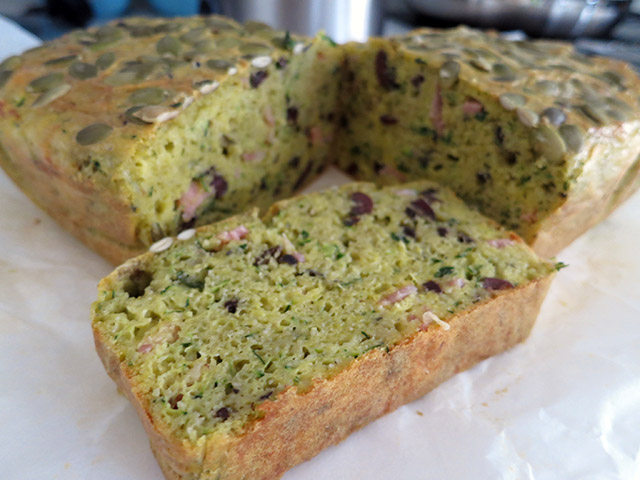 Paleo Inside-Out Bread